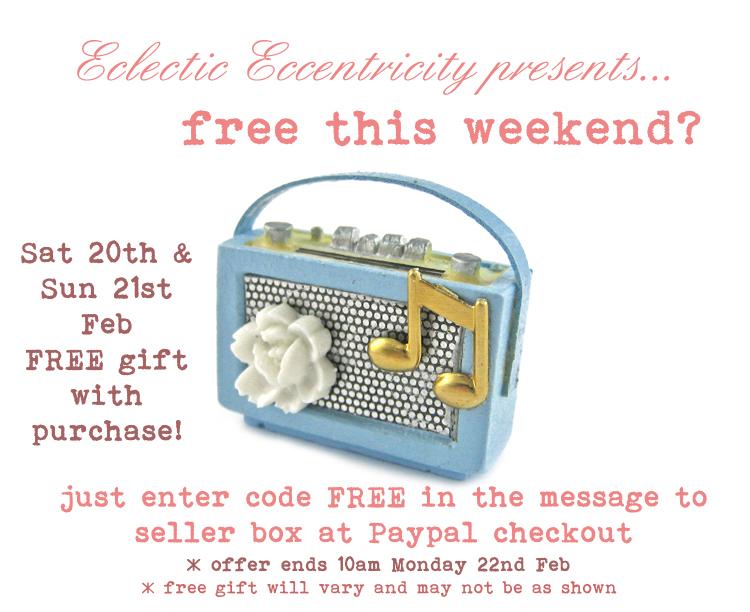 Free this weekend 2