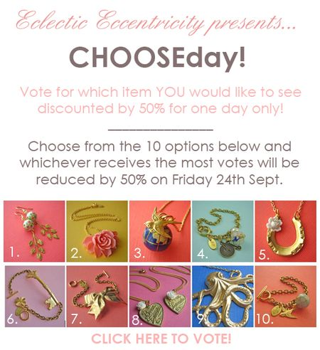 Choose day sept 21