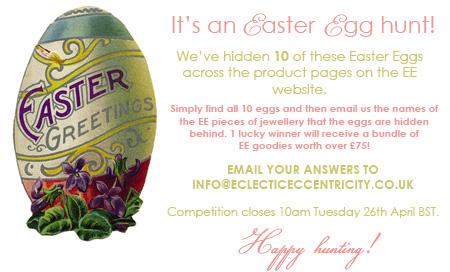 Easter egg 450