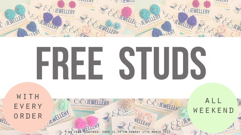 Free studs march