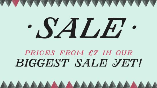 Sale july 2014