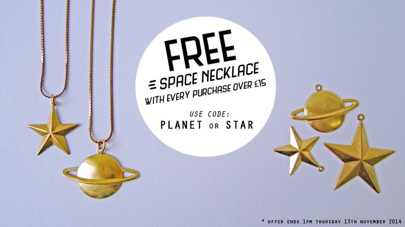 Free necklace space