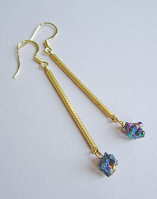 Titanium_quartz_earrings