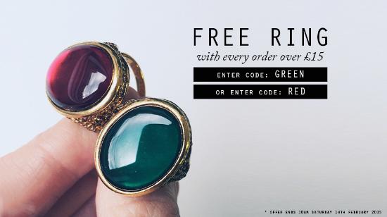 Free ring beatrice