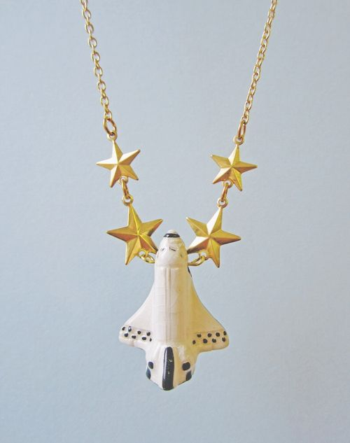 To_Infinity_space_shuttle_necklace