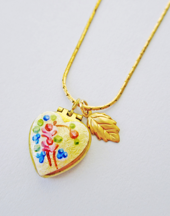 Heart locket 3