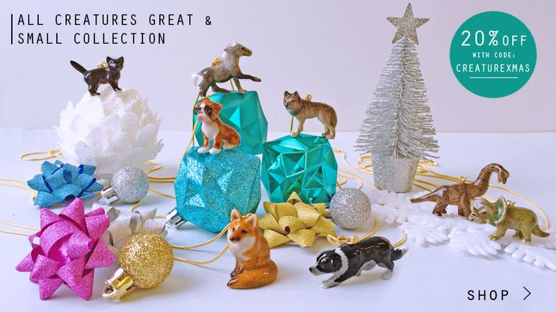 All creatures christmas reduction