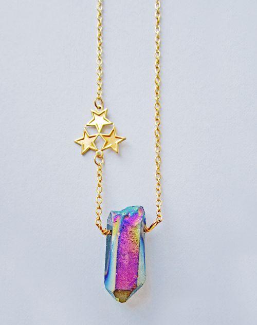 Voyager_titanium_quartz_necklace