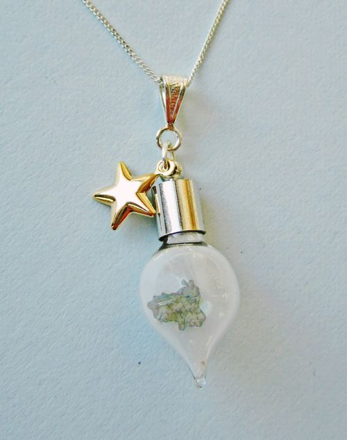 Moon dust necklace 3