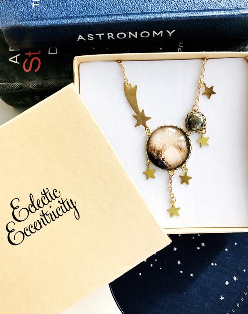 Pluto necklace 4