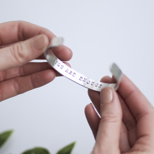 Affirmation bracelet 1